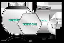 Grepow Shaped Battery