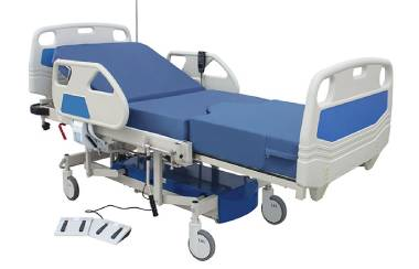 Electric lift bed battery