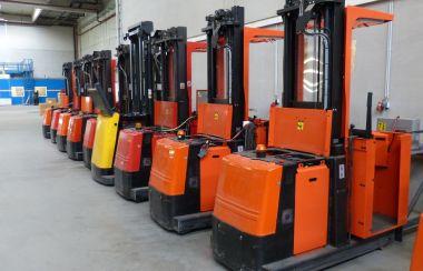 Forklift (AGV)