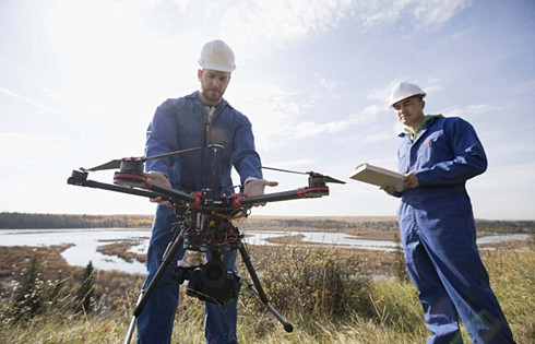 Inspection and Surveying Drone