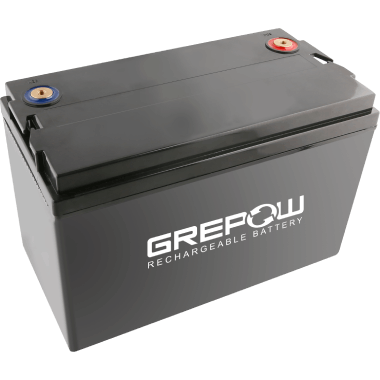 Grepow 12V 100Ah LiFePO4 Battery