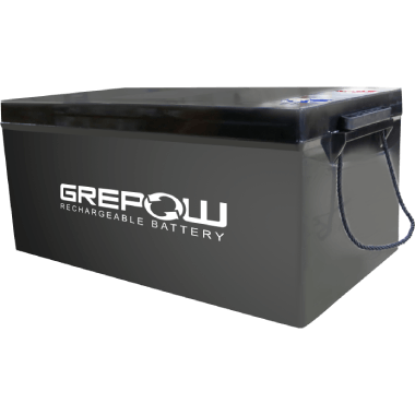 Grepow 12V 200Ah LiFePO4 Battery