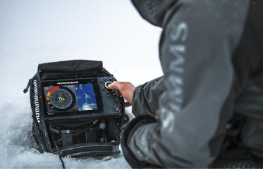 Ice Fish Finder Battery Application