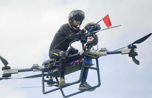 Manned Drone