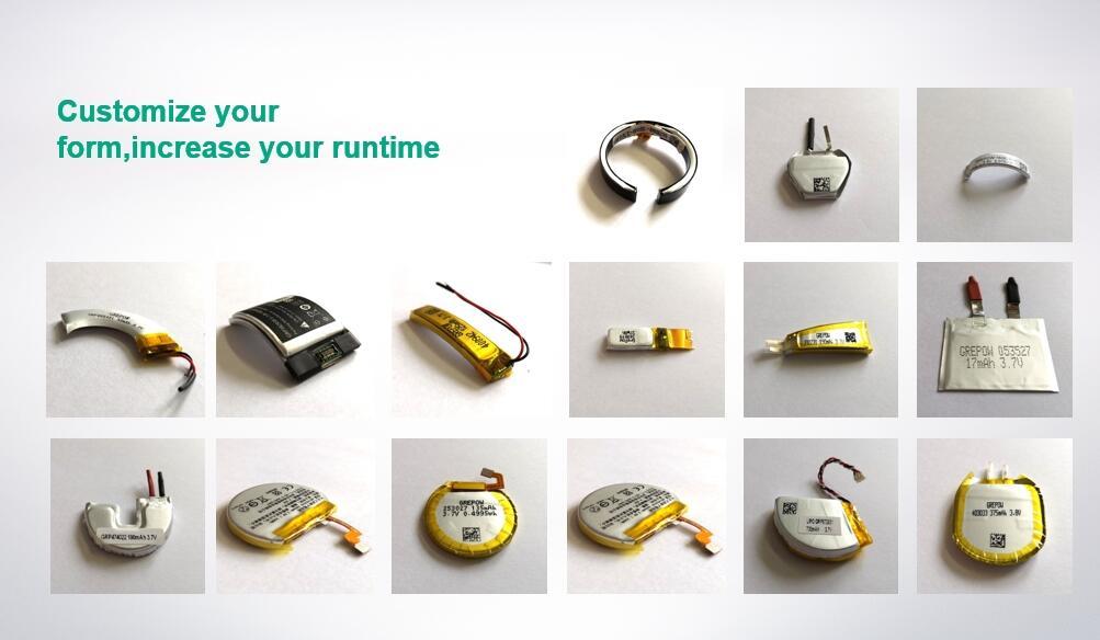 wearable batteries