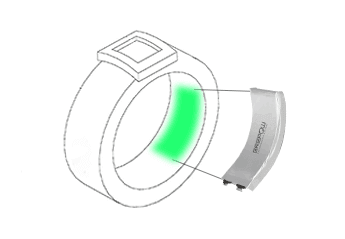 Smart Ring Battery from Grepow