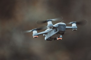 Grepow entered the drone industry and supplied related lithium batteries for it