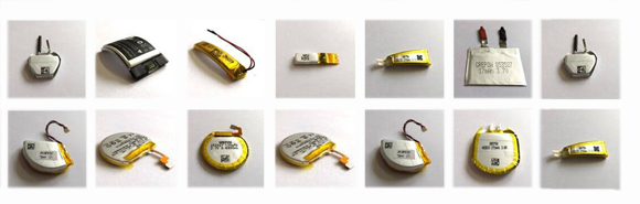 Smartwatch Batteries