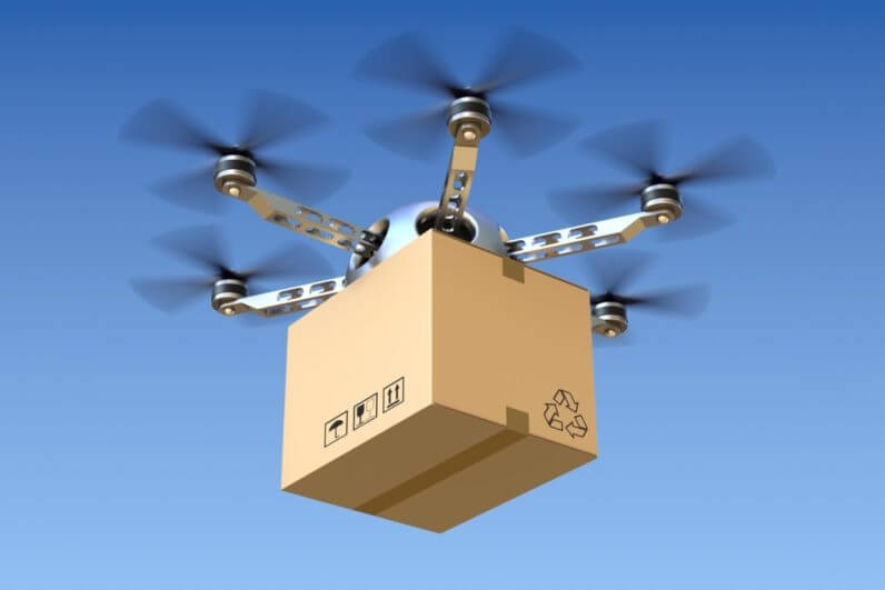Aerial Photography drone battery