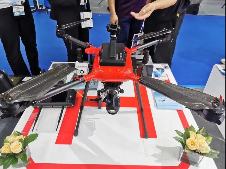 walkera multicopter uav - grepow share
