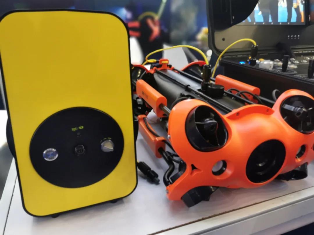 chasing underwater drone - grepow info