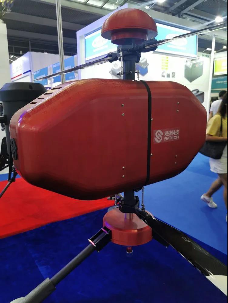 Sangair - uav expo grepow battery description