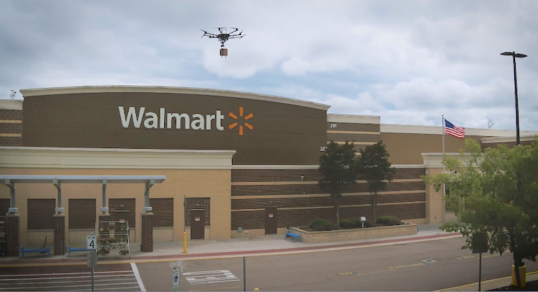 Grepow Drone News-delivery drone