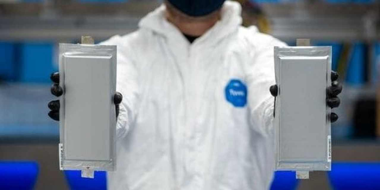 Ford, BMW lead $ 130 million investment round in solid-state battery startup