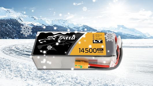 Tattu low temperature battery version improved battery material to support Max.