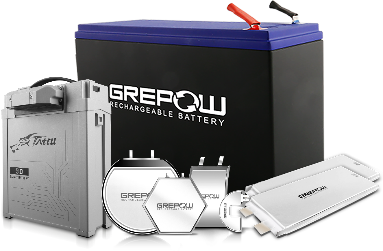 Grepow batteries