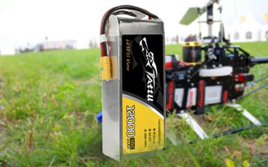 tattu 12000 mah uav battery