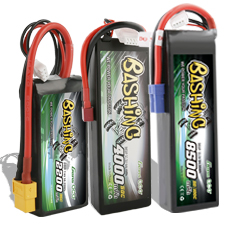 gens ace bashing rc battery