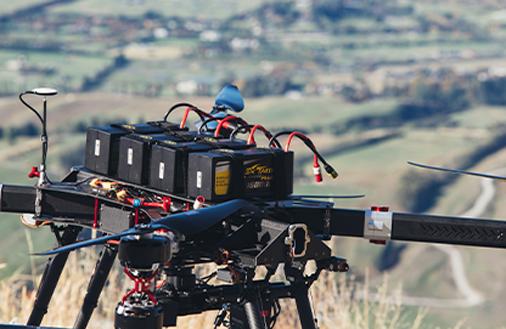 tattu uav battery for mapping, film, evtol