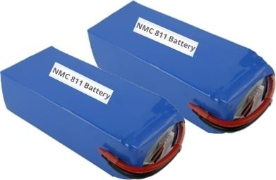 Grepow NMC811 Battery high energy dendity