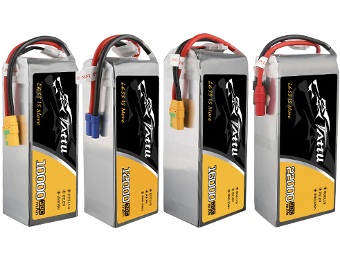 Tattu Standard Batteries